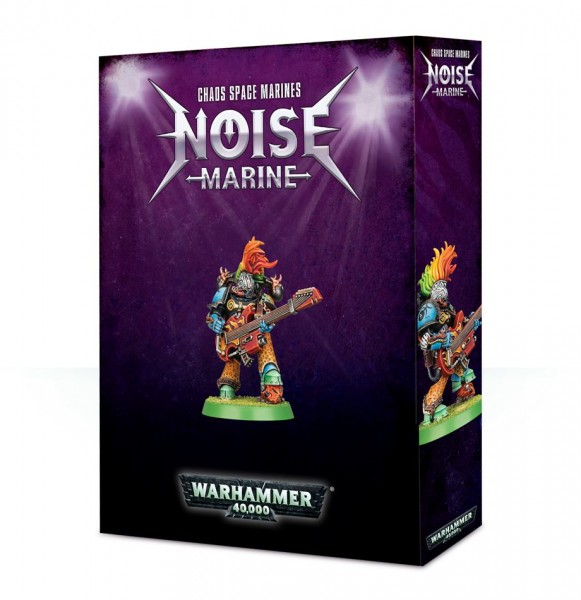Chaos Space Marines Noise Marines