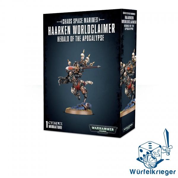 Haarken Worldclaimer Herald of the Apocalypse