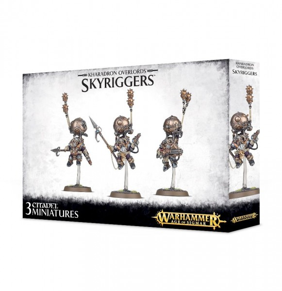 Kharadron Overlords Endrinriggers