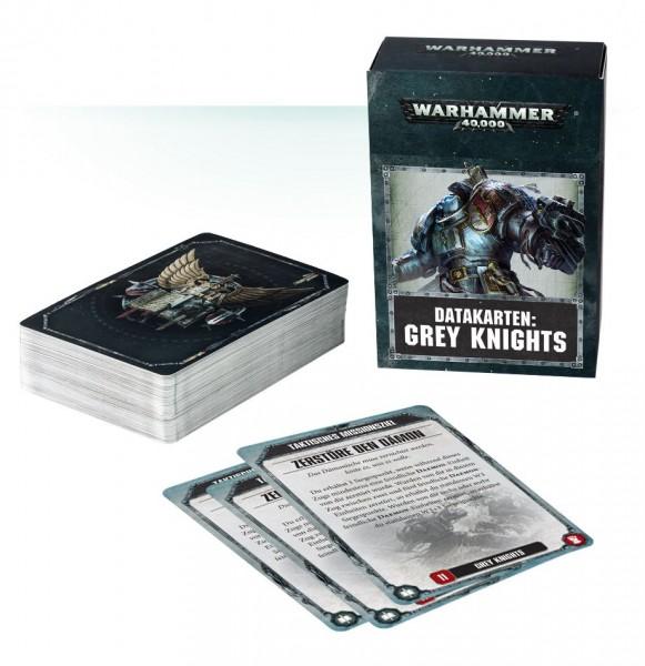 Datakarten Grey Knights