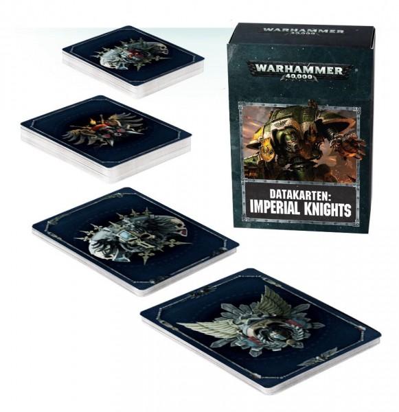 Datenkarten Imperial Knights