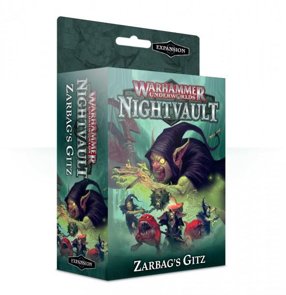 Nightvault Zarbags Gitz