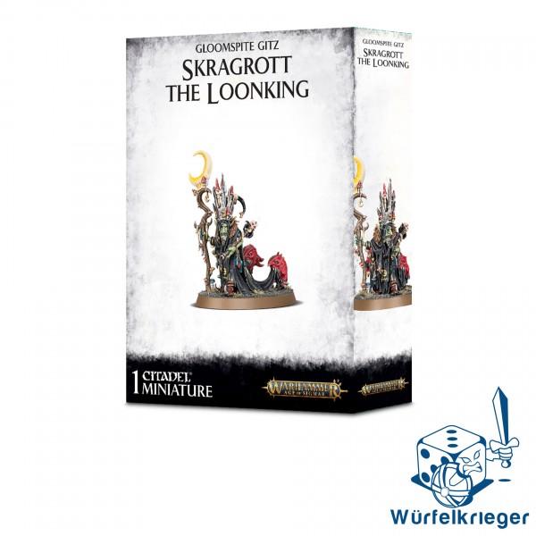 Games Workshop Age of Sigmar Gloomspite Gitz Skragrott The Loonking